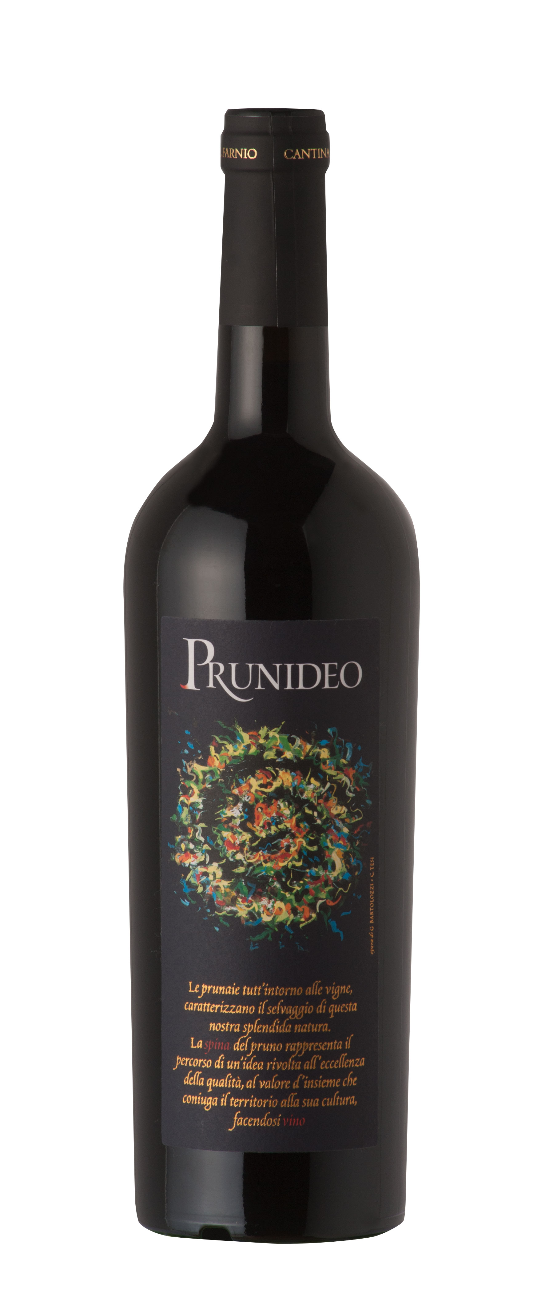"ROSSO DI TOSCANA IGT ""PRUNIDEO"""